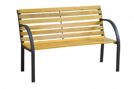 SupaGarden Garden Bench - Slat Design